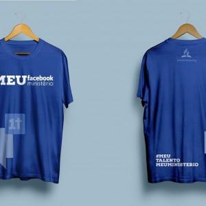 T-Shirt Mock-Up Blue_facebook